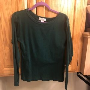 Express Tricot Large Long Sleeve Too